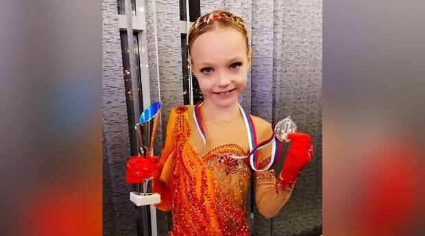 Вернувшаяся в группу Тутберидзе Костылева заняла 2-е место на первенстве России в младшей группе