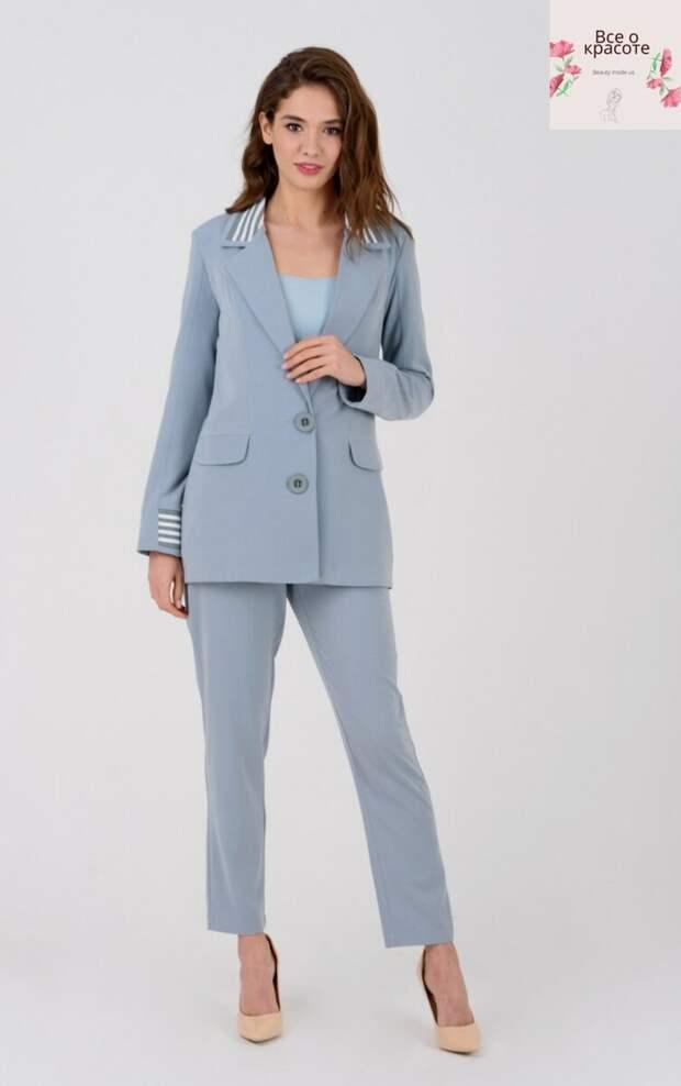 Изящные, стильные и такие элегантные модели костюмов для дам любого возраста
