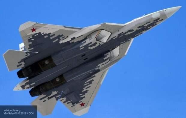 Радар с новым принципом работы увеличит неуязвимость  Су-57 для средств РЭБ