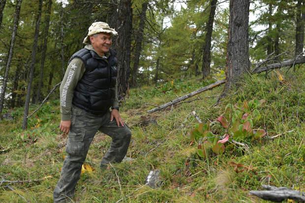 Шойгу рассказал об участии старообрядцев в обучении спецназа