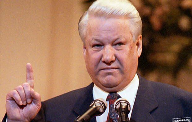 Бывший помощник Ельцина поставил ему в заслугу нетерпение к мату
