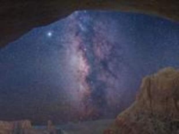 Заглянуть в марсианские пещеры...