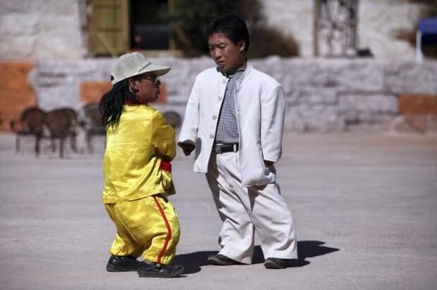 Королевство гномов в Китае (15 фото)