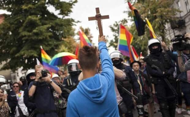 Сорванный гей-парад в Тбилиси: грузины начинают видеть истинное лицо Запада