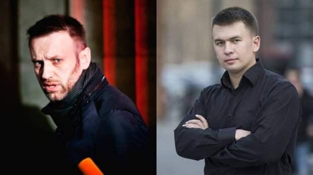Ремесло увидел в действиях команды Навального признаки госизмены