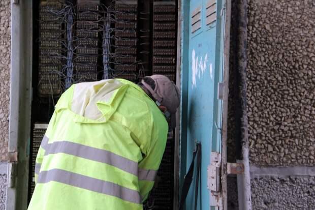 Часть домов в Свердловском районе остались без света из-за аварии на сетях