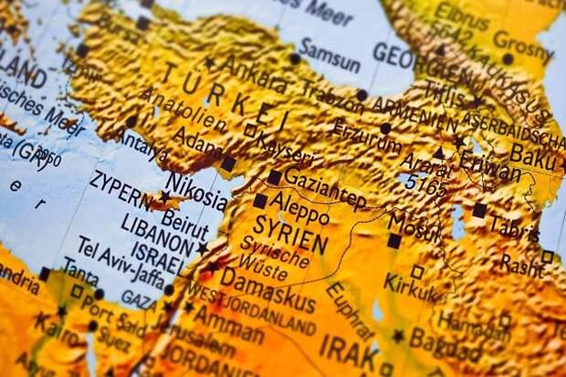 Армия США наращивает силы на северо-востоке Сирии - Cursorinfo: главные новости Израиля