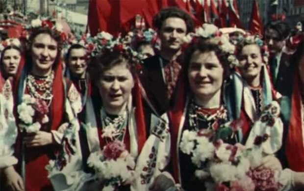Как в СССР построили Украину