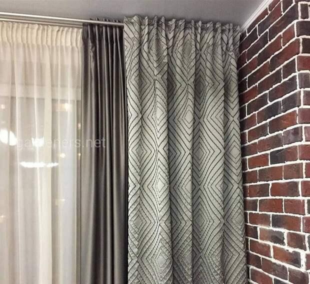 Выбираем самые подходящие шторы