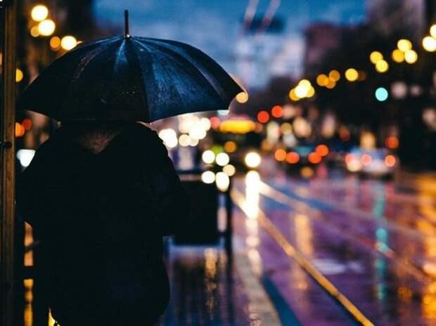 МЧС предупредило о дожде, грозе и сильном ветре в Москве 13 июня
