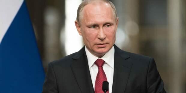 Путин заявил о бессмысленности восстановления СССР