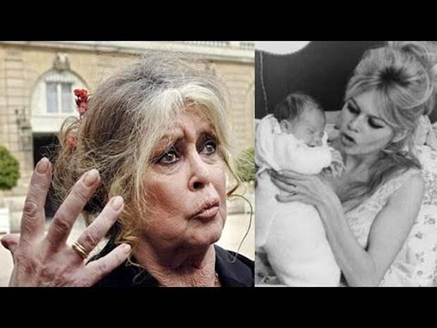 БРИЖИТ БАРДО — ЛЕГЕНДАРНАЯ актриса и НЕПУТЕВАЯ мать. Почему звезда БРОСИЛА единственного СЫНА?