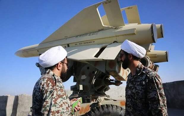 С Ирана сняли оружейное эмбарго