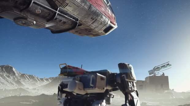 Новая игра Starfield от студии Bethesda может стать космическим преемником Skyrim