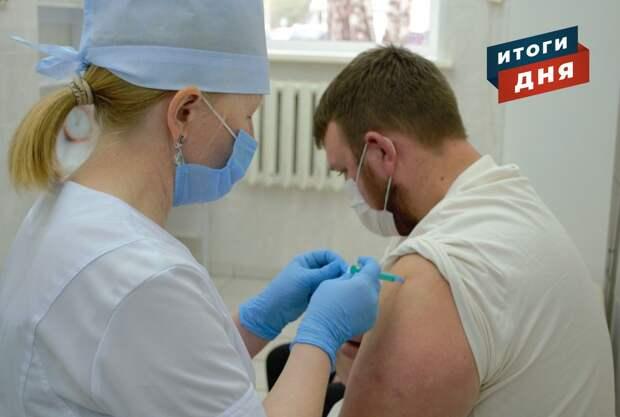 Итоги дня: шестой пельменный фестиваль в Удмуртии, заболеваемость ОРВИ и массовая вакцинация от коронавируса