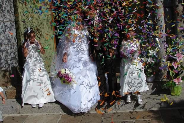 Эволюция жены:  Как меняется образ женщины в браке