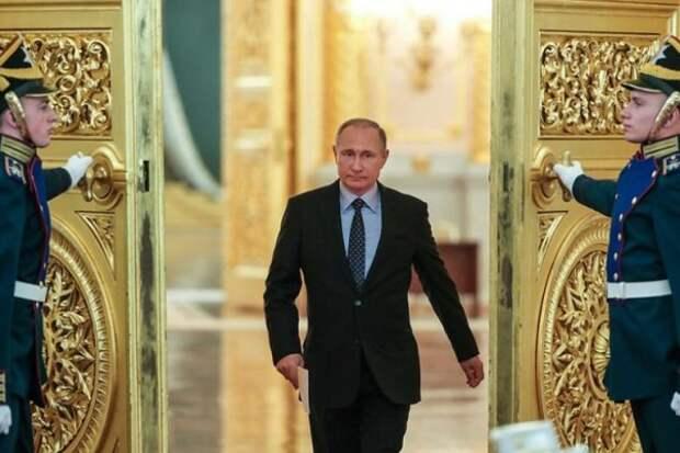 Стало известно, каких экс-кандидатов в президенты пригласили на инаугурацию Путина