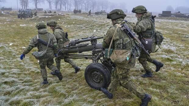Ульяновские десантники на учениях прервали наступление «противника» огнем из всех орудий