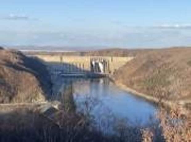 Бурейская ГЭС наполняет водохранилище