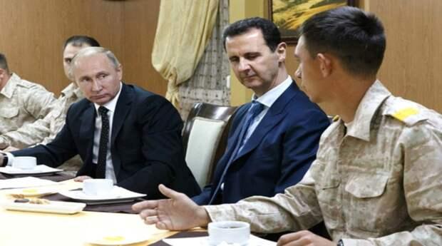 Асад: Сначала разберёмся с турками, на очереди — американцы