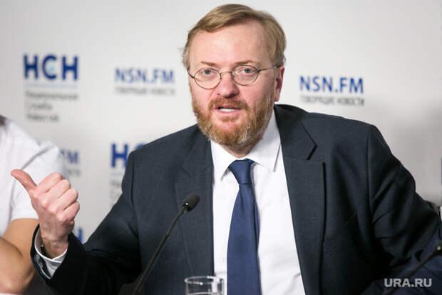 Милонов призвал наказать организаторов боя Хасбика иАбдурозика. «Средневековая традиция»