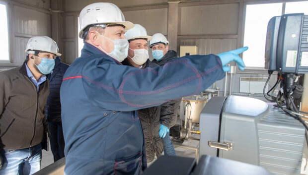 Реконструкцию очистных сооружений Подольска могут завершить в 2020 году