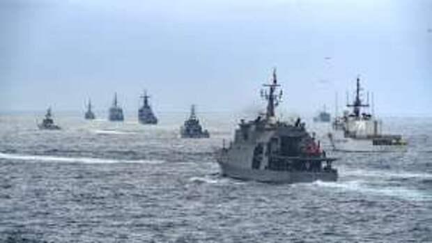 Чем закончится сражение России и США в Чёрном море: Результат неоднозначный