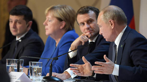 Коллективный Запад в поисках оператора украинской агонии