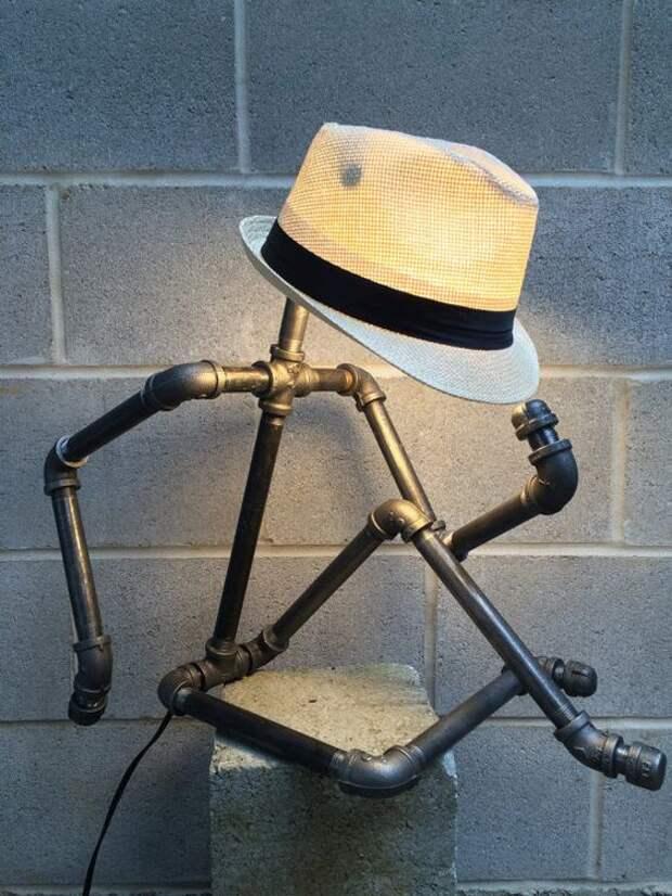 Лампа имени Майкла Джексона