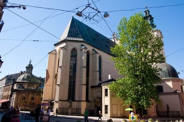 Латинский кафедральный собор, Львов