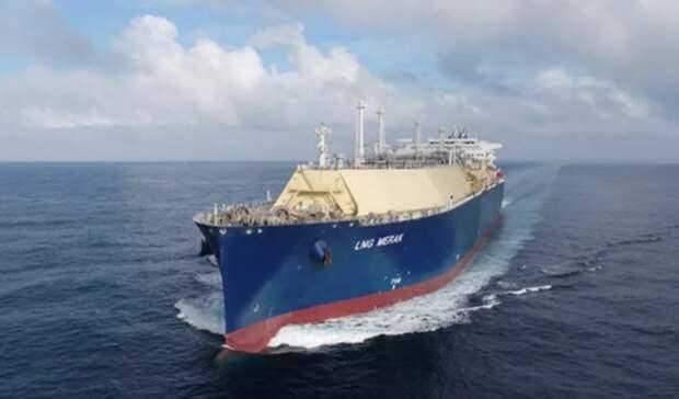 Очередной газовоз для Ямал СПГ готовится кмореходным испытаниям