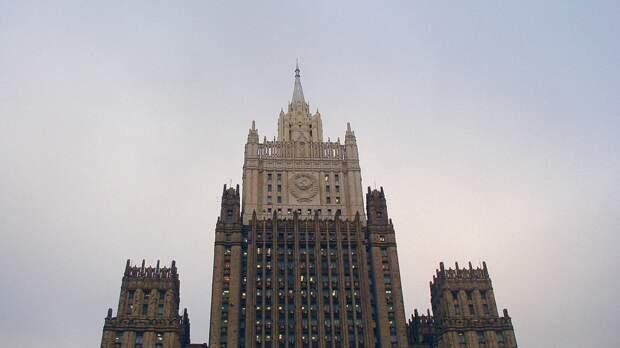 Россия опубликовала ответные меры на санкции США
