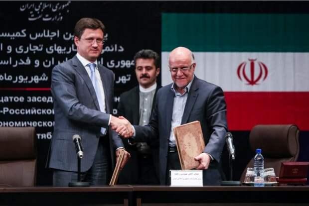 Иран Новак Зангане