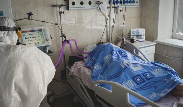 От коронавируса за сутки в Оренбуржье скончались четыре человека