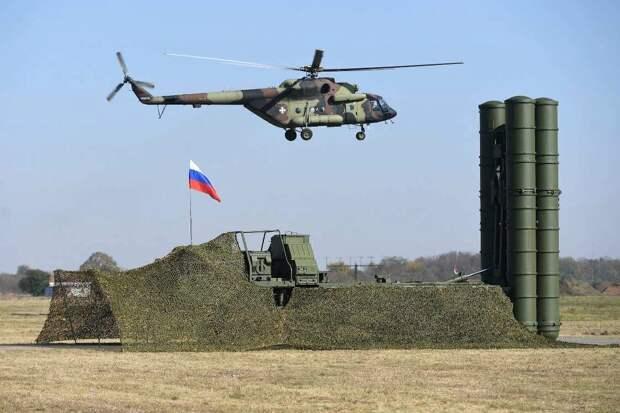 Российские системы ПРО в Сербии. Источник изображения: https://rusvesna.su