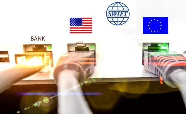 Стрелять себе в ногу, отключая Россию от SWIFT, США вряд ли будут