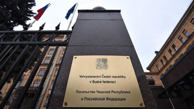 Швеция готова помочь посольству Чехии в Москве