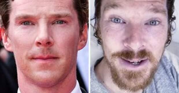 18 обаятельных актеров, которых мало кто видел с бородой, но мы это исправим