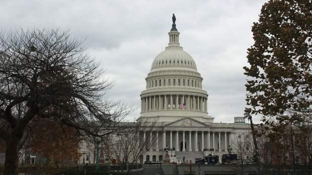 Здание Конгресса в Вашингтоне - РИА Новости, 1920, 14.09.2020