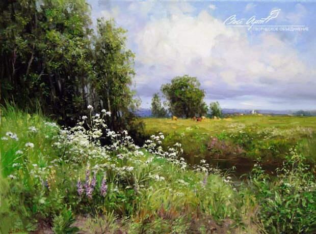 Картины художника Сергея Анатольевича Малова