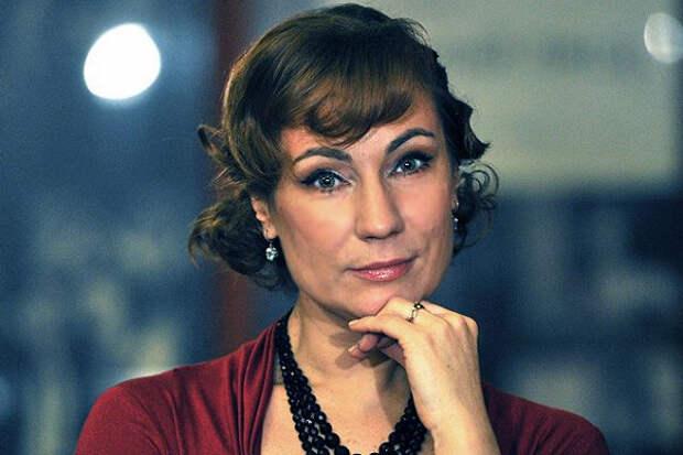 Известную актрису обокрали на780тысяч вМоскве