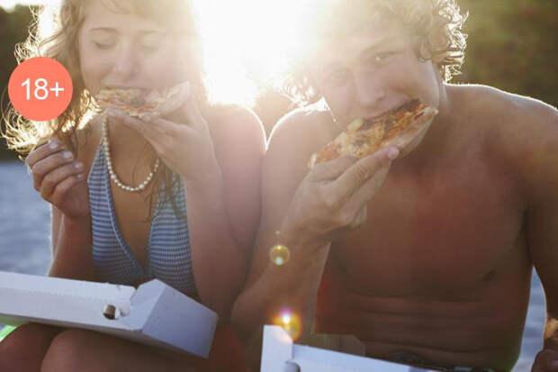 Мозг и удовольствия: почему нам нравится жирная пища, секс и спорт