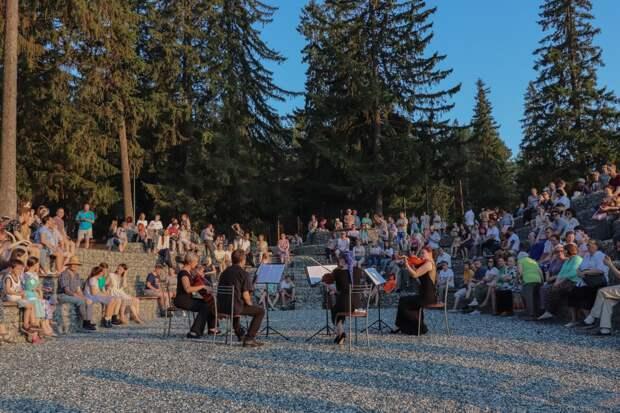 Три концерта под открытым небом в Ижевске дадут артисты филармонии