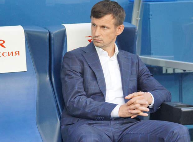 Сергей СЕМАК: Никто из наших травмированных в матче с «Уфой» игроков в общей группе пока не занимался