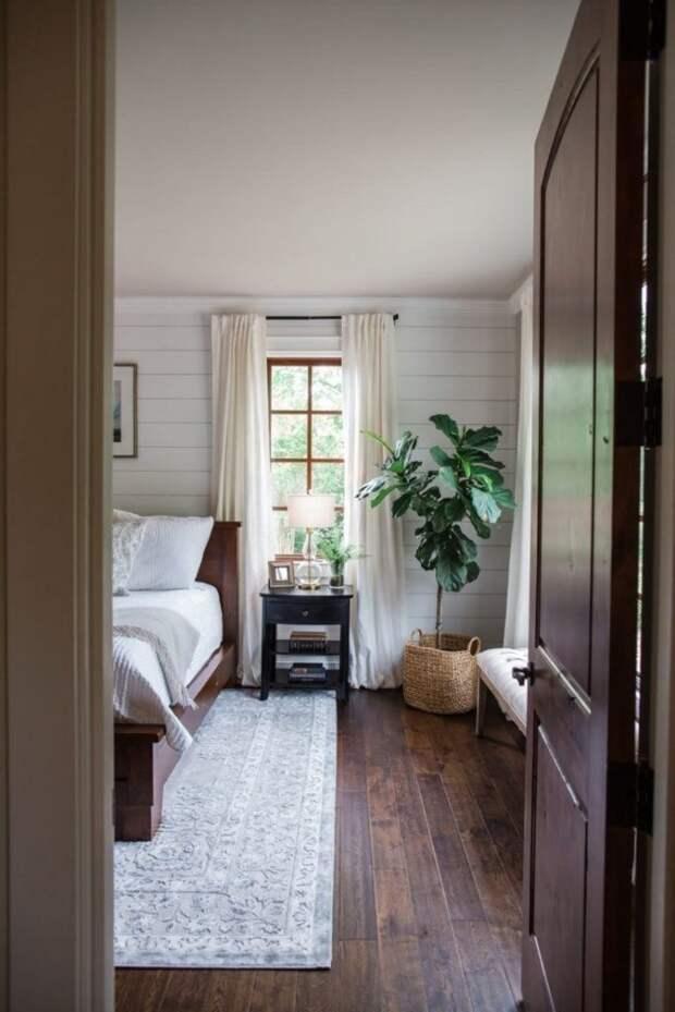 Идеи для стильной маленькой спальни, которые достойны внимания