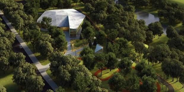 В экоцентре парка «Яуза» появится ферма и аптекарский огород