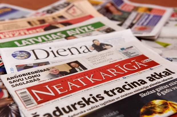 Литовская цензура – позор всей Прибалтики