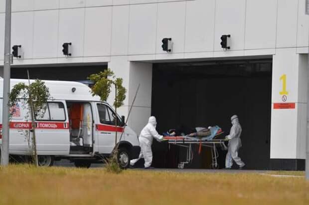 В России за сутки выявили более 8,8 тысячи новых случаев коронавируса