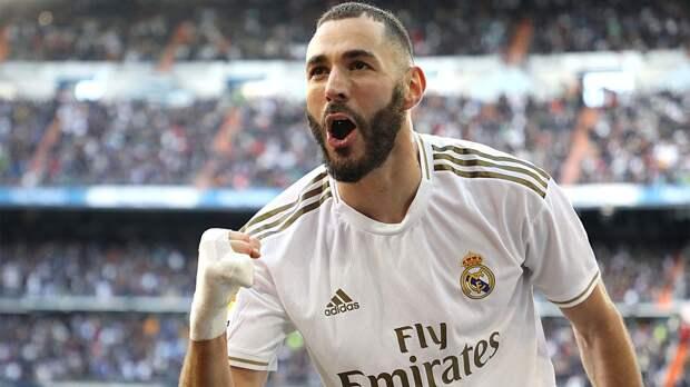 Бензема вышел на чистое 4-е место в истории «Реала» по числу голов в Ла Лиге
