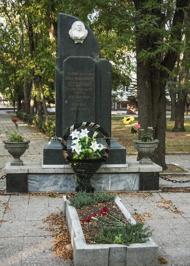 Жизнь и смерть Ивана Поддубного